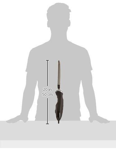 cuchillo eléctrico cuisinart cek-30, negro