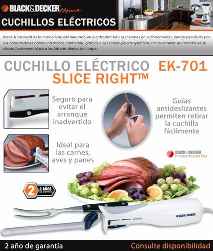 cuchillo electrico regalo oferta