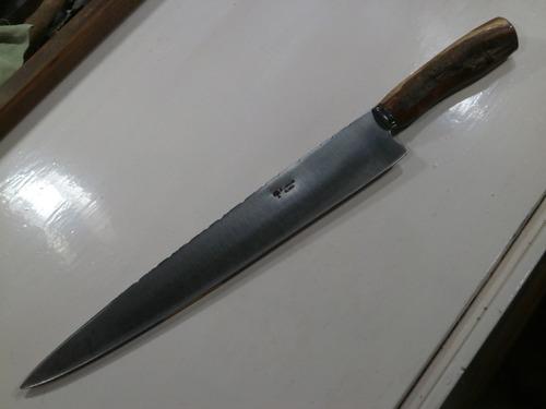 cuchillo facón artesanal criollo el lapacho 36 cm piquillin