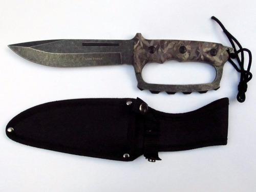 cuchillo full tang uso rudo m8943 con funda envio incluido