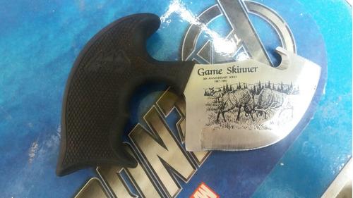 cuchillo game skinner