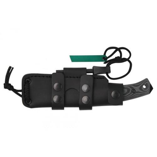 cuchillo gamo black strong con barra de fuego gct18-4 - mica