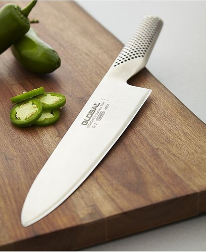 cuchillo global g2 de chef