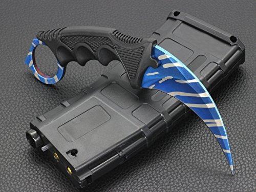 cuchillo huntsman karambit tactical knife | csgo  buho store