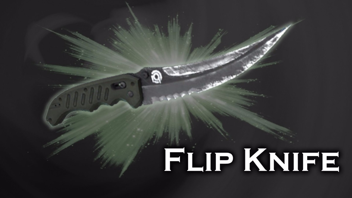Cuchillo Knife Flip Navaja Vanilla Csgo Steam