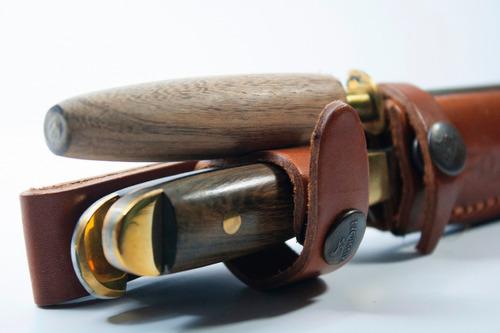 cuchillo la mission modelo 0015 - juego j c/2 botones triple