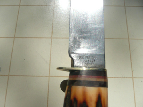 cuchillo los antiguo