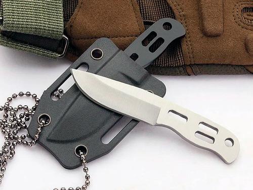 cuchillo mini colgante táctico supervivencia m2