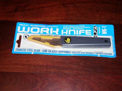cuchillo olfa japon mod. wk1