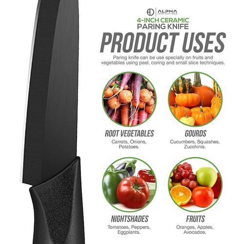 cuchillo pelar de cerámico ¿ cuchillo cocina profesional n