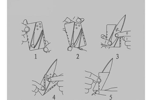 cuchillo pesca .navaja