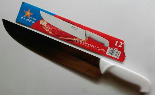 cuchillo profesional victory carnicero (12 pulg - 30cm)