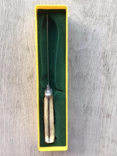 cuchillo puma white hunter 6377