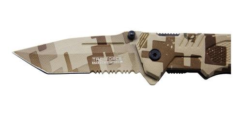 cuchillo táctico navaja