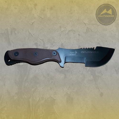 cuchillo táctico yarara modelo explorador 2 supervivencia
