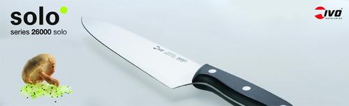 cuchillo trinchar 21 cm marca ivo portugal excelentes!