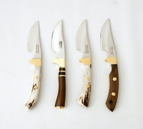 cuchillo verijero mission acero inox vaina cuero fabricantes