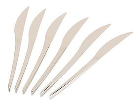 Cuchillo De Cocina Wmf Nordic Steak Knives, Silver, Set Of 6