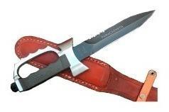 cuchillo yarara tactico regimiento paracaidista con funda