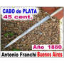 Facon Caronero Franchi Bs As. Plata No Daga Cuchillo Mailhos