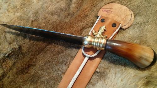 cuchillos artesanales gaz