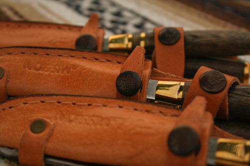 cuchillos la mission modelo 0031 juego luis m emb. triple