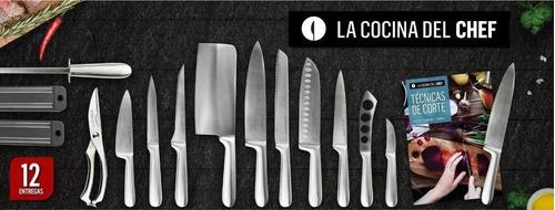 cuchillos la nacion - nº5 cocina del chef