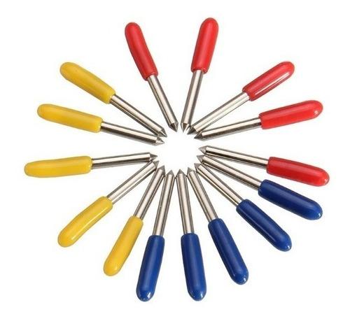 cuchillos para plotter para roland 30,45 y 60 grados