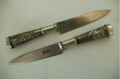 cuchillos verijeros personalizados