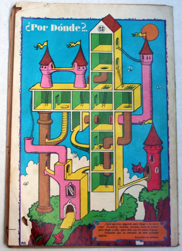 cucurucho y tio rius no 16 ed. posada 1975
