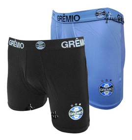 35824b557fdb1c Cueca Boxer Do Grêmio Microfibra C/silk - 04.0001