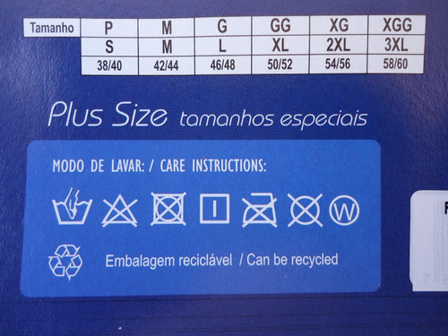 cueca boxer microfibra bressan kit com 8 cuecas.