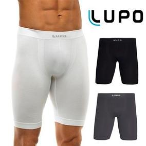 fba906c16 Cueca Boxer Lupo Long Leg Masculinas - Cuecas no Mercado Livre Brasil