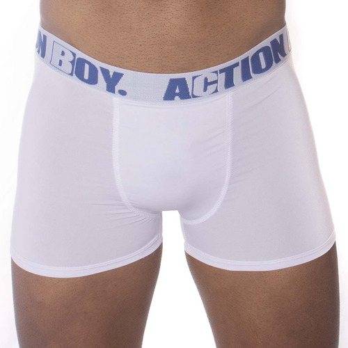 cueca masculina boxer kit com 6 cuecas boxer