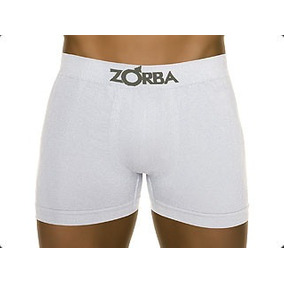 61f01b52e Kit Cuecas Boxer Zorba Gratis - Cuecas Masculino Branco no Mercado ...