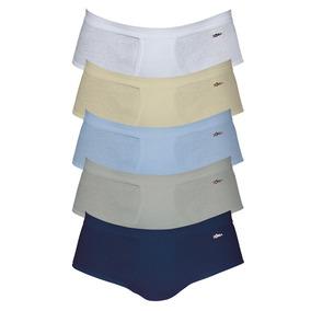 2cc2f2ab3 Cueca Abertura - Cuecas Masculino Azul no Mercado Livre Brasil