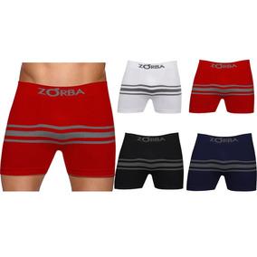7083f2379 Cuecas Boxer Zorba Algodao - Boxer Masculino Menos de 4 unidades no ...