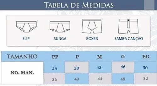cuecas box boxer