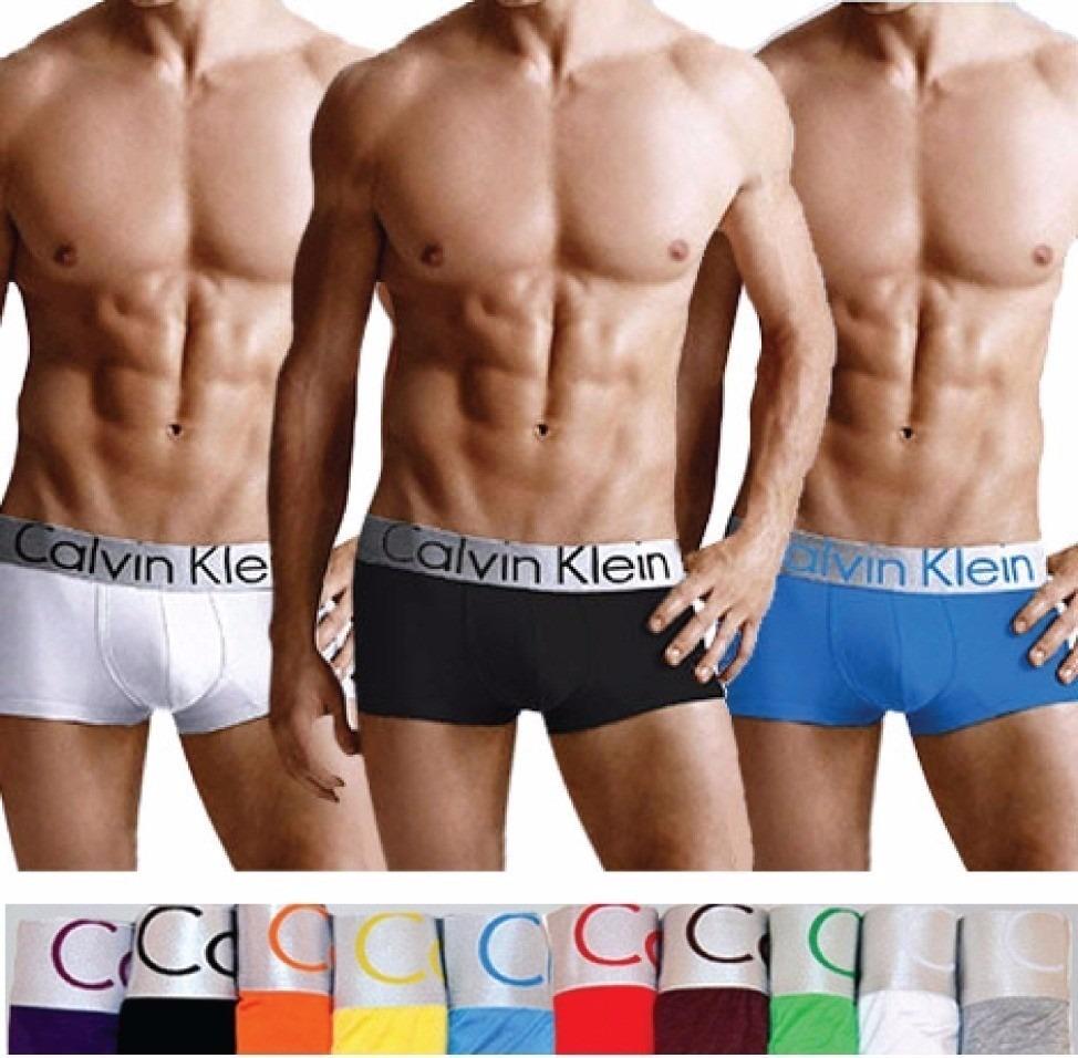 fc1565a9bd7a4 Cuecas Calvin Klein Boxer - R  149,90 em Mercado Livre