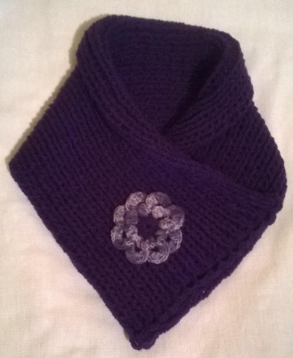844e066bd7c5d Cuello En Crochet Para Dama -   50.000 en Mercado Libre