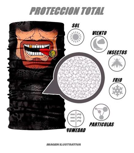 cuello multifuncion mascara termico bici moto running - sti