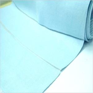cuello para chombas celeste venta x 120 unidades