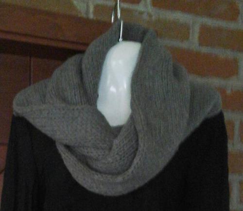 cuellos bufanda