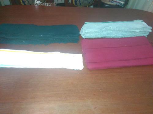 cuellos de chemises (solo cuellos)