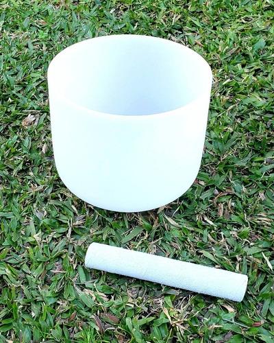 cuenco cristal cuarzo parquer 8 en sol baqueta funda