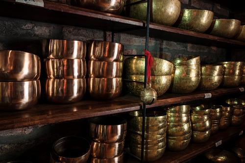 cuencos tibetanos: 7 metales