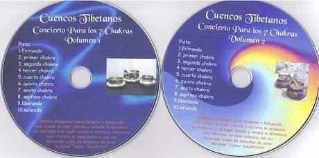 cuencos tibetanos. concierto para los 7 chakras (audio)