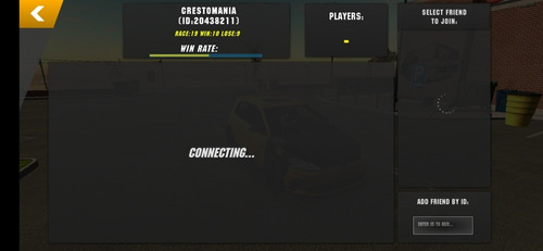 cuenta de car parking para android