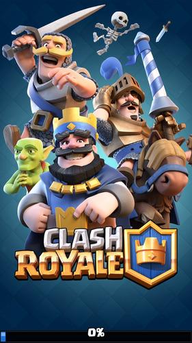 cuenta de clash royale