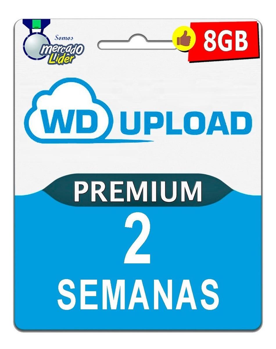 Wdupload Premium Login